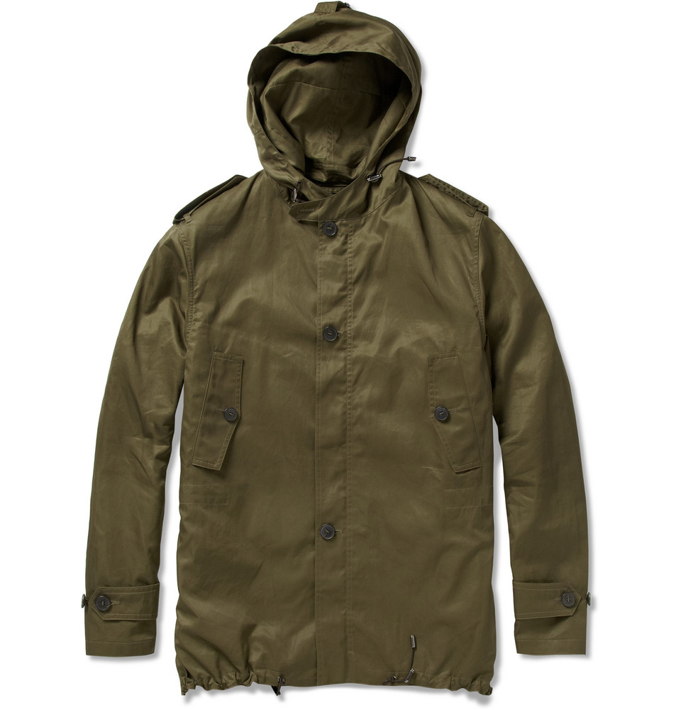 Military Jacket Parka - JacketIn