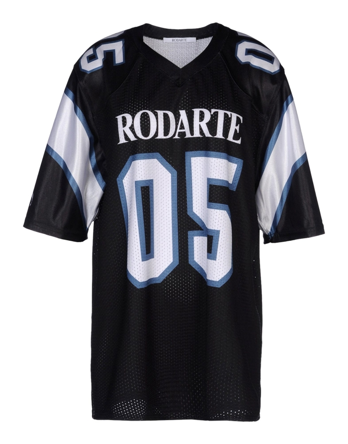 Rodarte Football Jersey Black