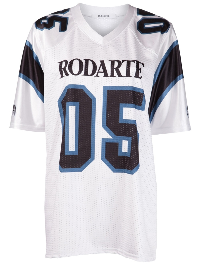 Rodarte Football Jersey White